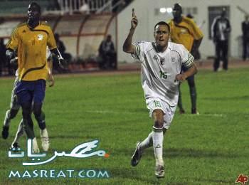 اهداف مباراة الجزائر و انجلترا