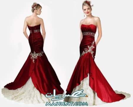 فساتين العرائس 2012