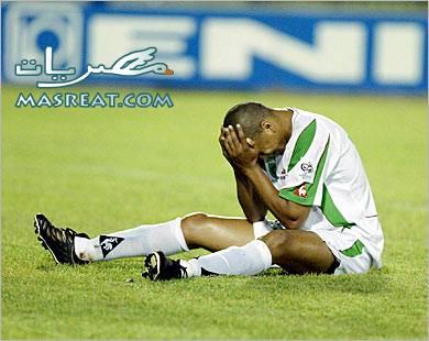 مباراة الجزائر وامريكا