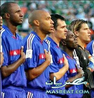 موعد مباراة فرنسا واورجواي و التشكيل بـ كأس العالم 2010