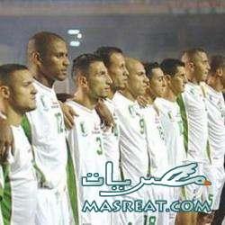 نتيجة مباراة الجزائر اليوم
