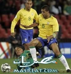 نتيجة مباراة البرازيل و تشيلي