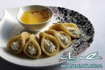 حلويات رمضان: القطايف، لقمة القاضي، عيش السرايا، البقلاوة