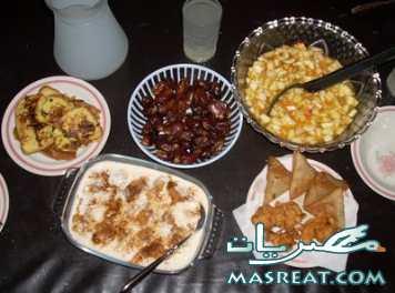 مطبخ رمضان: عربيات الفول تكسب واقبال كبير على الزبادي