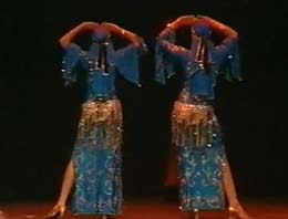 رقصات فرقة رضا