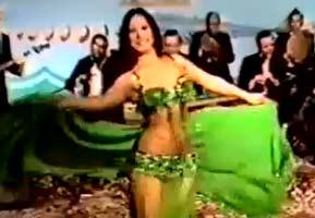 رقصات سهير زكي .. على اجمل اغاني ام كلثوم وموسيقى بليغ