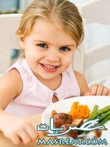 نظام غذائي صحي يومي متكامل للاطفال وللطلبة في الدراسة