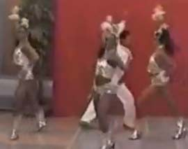 رقص نيجر