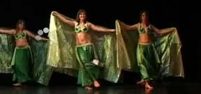 رقصات شعبية مصرية