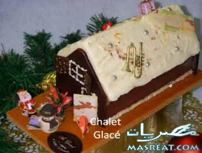 كعكة العيد: كعكة عيد الميلاد السعيد