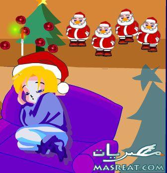 العاب بابا نويل الكريسماس فقط