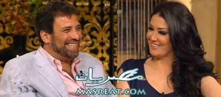 زواج غادة عبد الرازق من خالد يوسف