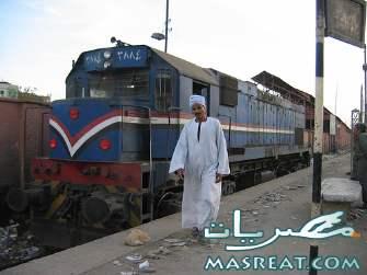 حادث قطار المنيا