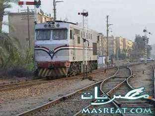 حادث قطار سمالوط