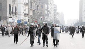 اخبار مظاهرات مصر