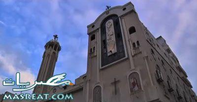 اسماء شهداء احداث كنيسة القديسين الاسكندرية