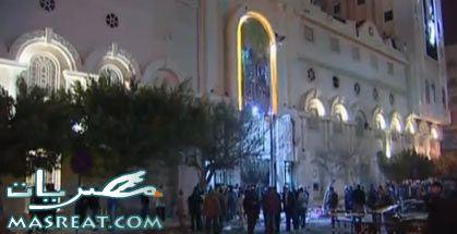 احداث كنيسة الاسكندرية لن تكون الاخيرة والبقية تأتي