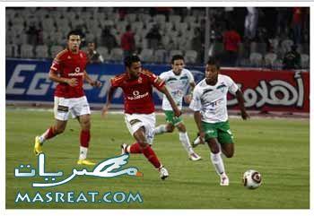 موعد ميعاد مباراة الاهلي ومصر المقاصة
