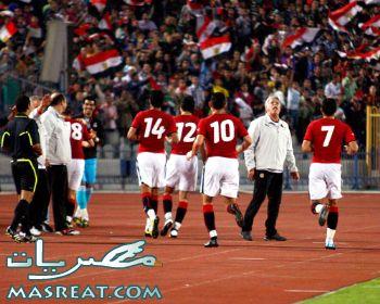 نتيجة مباراة مصر واوغندا