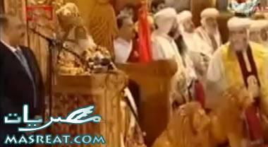 قداس عيد الميلاد 2011 من كنيسة القديسين بالاسكندرية