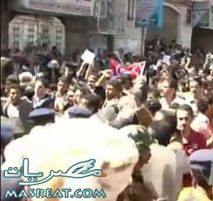 مظاهرات عدن