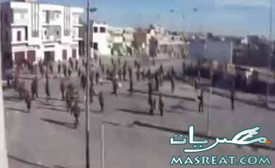 احداث بنغازي