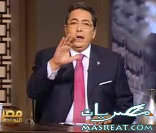 استقالة محمود سعد