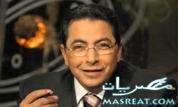 عودة محمود سعد الى مصر النهاردة بعد تنحي الرئيس مبارك