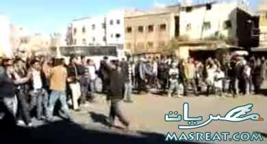 مظاهرات المغرب