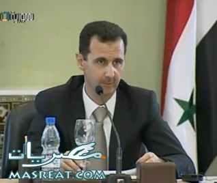 خطاب بشار الاسد 2011 الاخير اليوم