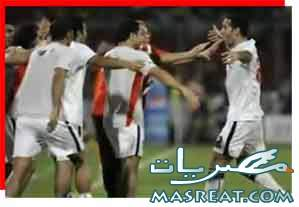 موعد ميعاد مباراة مصر وجنوب افريقيا