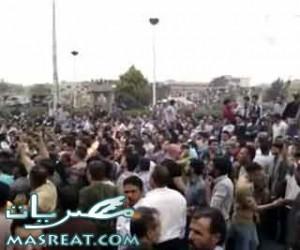 احداث حمص اليوم