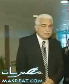 محاكمة احمد نظيف