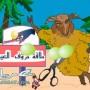 فلاش لعبة حلاقة خروف العيد الاضحى 2014 رسائل بطاقات مضحكة 1435