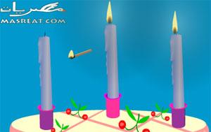 رسائل عيد ميلاد بالانجليزي 2015 مسجات تهاني انجلش مترجمة