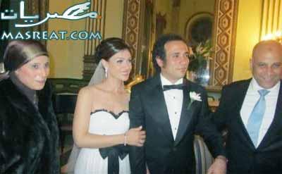 زواج بسمة وعمرو حمزازي صور جديدة