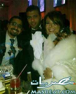 صور عماد متعب وزوجته يارا نعوم