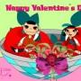 بطاقات عيد الحب فلاش متحركة واجمل رسائل تهنئة الفلانتين 2015