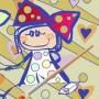 لعبة تلوين وصنع هدايا بطاقات عيد الام 2014 للاطفال