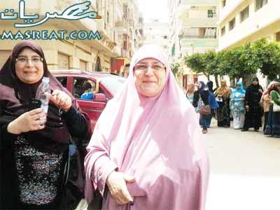زوجة محمد مرسي