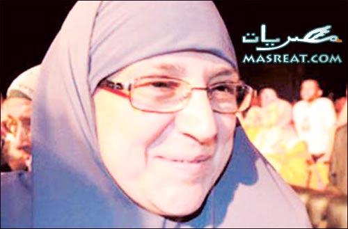 صور زوجة محمد مرسي