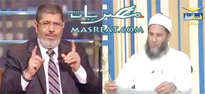 انتخابات الرئاسة المصرية 2012 وقضية الشيخ علي ونيس