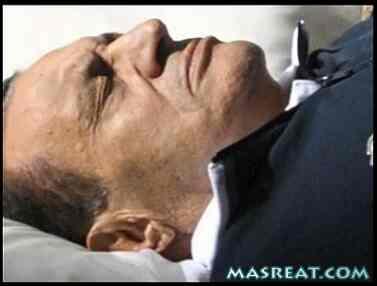 وفاة حسني مبارك اليوم قبيل اعلان نتائج انتخابات الرئاسة المصرية