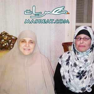 صورة زوجة رئيس مصر محمد مرسي