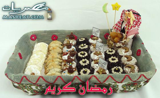 كل عـــــــــــــام وأهل المنتدى بخير Photos-Ramadan-sweets