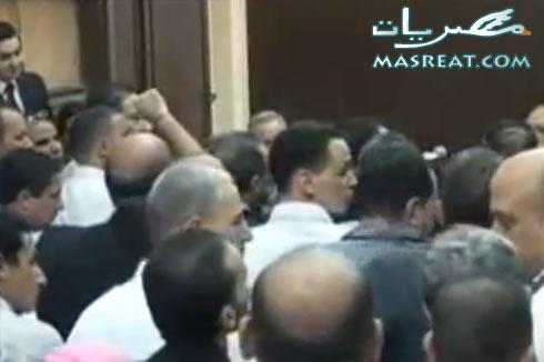 حبس اسلام عفيفي رئيس تحرير جريدة الدستور عشية مظاهرات 24 اغسطس