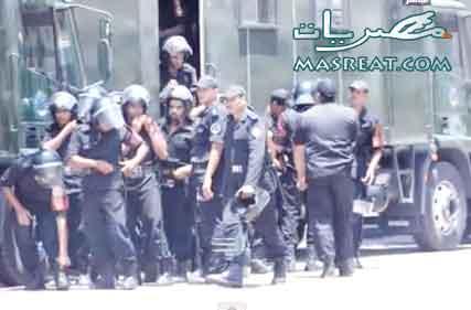 حادث سيارة الامن المركزي في سيناء اليوم والتعتيم الحكومي الرسمي