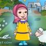 لعبة تلبيس ملابس العيد للعروسة المحجبة في عيد الاضحى 2014-2015