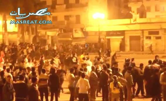 اخر اخبار احداث مظاهرات دمنهور الان بعد مقتل الطفل اسلام اليوم
