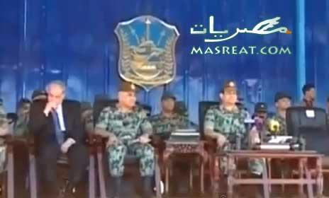 التطوع في الجيش المصري 2014-2015
